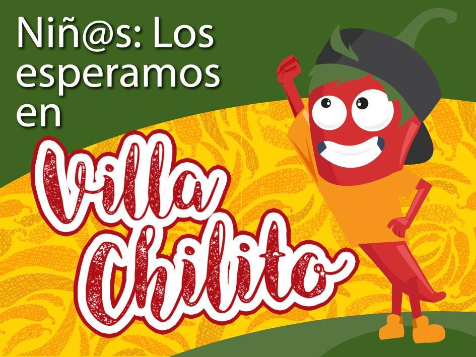 Te esperamos en villa Chilito